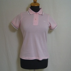 polo dames fred perry roze g5701-177