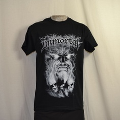 t-shirt immortal unholy forces of evil