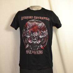 t-shirt avenged sevenfold battle armor