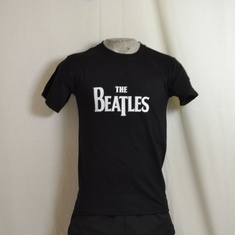 t-shirt the beatles logo