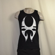 tank top soulfly tribal logo