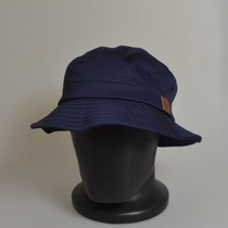 classic bucket hat fred perry blauw