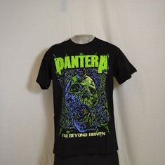 t-shirt pantera far beyond