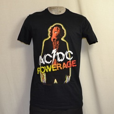 t-shirt acdc powerage