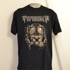 t-shirt papa roach face mask