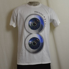 t-shirt pink floyd pulse