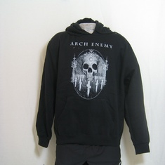 hooded sweater arch enemy graveyard