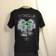 t-shirt stonesour audio secrecy