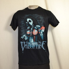t-shirt bullet for my valentine armed