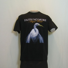 t-shirt faith no more angel dust