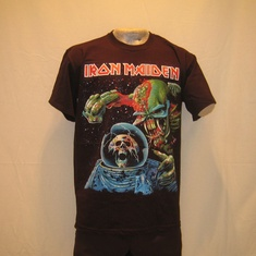 t-shirt iron maiden final frontier