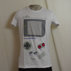 t-shirt gameboy