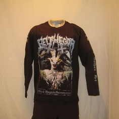 t-shirt belphergor lm blood
