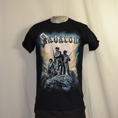 t-shirt sabaton victory reclaimed