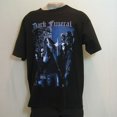 t-shirt dark funeral enter my
