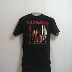 t-shirt bathory under the sign