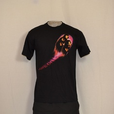 t-shirt deep purple firebolt