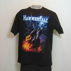 t-shirt hammerfall unrestrained