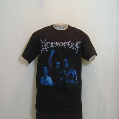 t-shirt immortal band