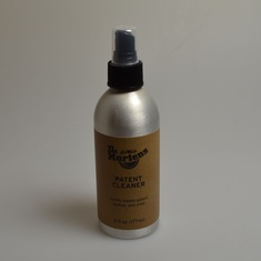 dr martens shoecare patent cleaner