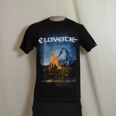 t-shirt eluveitie mountain