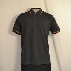 polo fred perry m1200-362 grijs