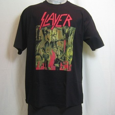 t-shirt slayer reign blood