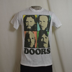 t-shirt the doors colourbox