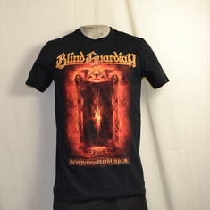 t-shirt blind guardian beyond the red mirror