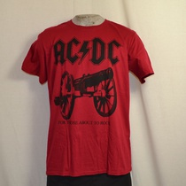 t-shirt acdc for those about to rock rood