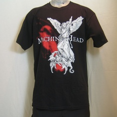 t-shirt machine head the hand of god