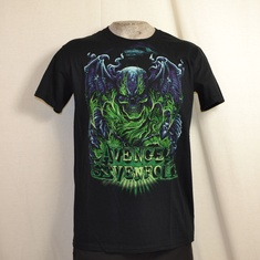 t-shirt avenged sevenfold dare to die