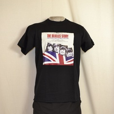 t-shirt beatles story