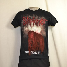 t-shirt slipknot the devil in i