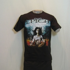 t-shirt epica design your univers