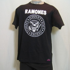 t-shirt ramones johnny seal