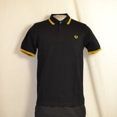 polo fred perry m3600-506 zwart
