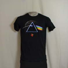 t-shirt pink floyd dark side 40 year