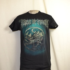 t-shirt cradle of filth the order