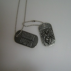 dog tag dimmu borgir dt84