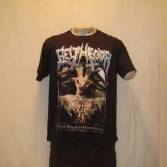 t-shirt belphegor blood magic
