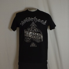 t-shirt motorhead ace of spades