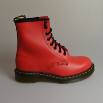 dr martens 1460 smooth satchel red