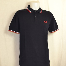 polo fred perry m3600-471 navy