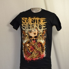 t-shirt suicide silence love lost