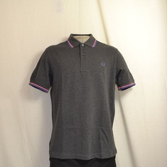 polo fred perry m1200-c86 grijs
