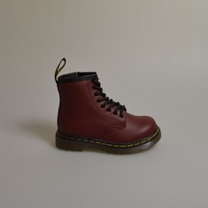 dr martens brooklee cherry red