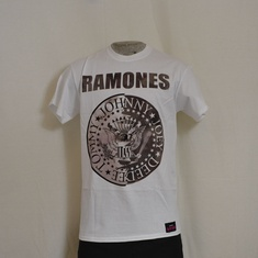 t-shirt ramones broken seal wit