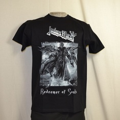 t-shirt judas priest redemer