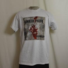 t-shirt linkin park hybrid theory